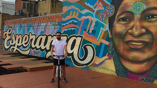 Tour en bicicleta por Bogotá