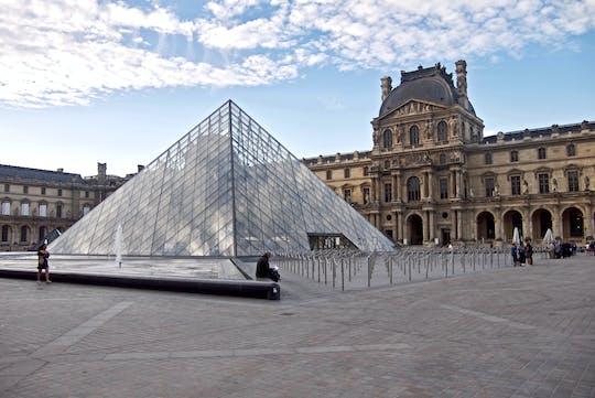 Посетите обязательно видит Лувра в группе 6