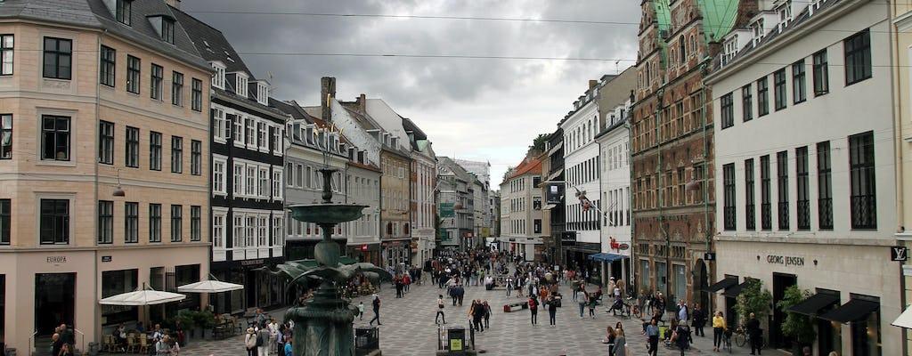 Excursão a pé privada em Copenhague e suas lendas
