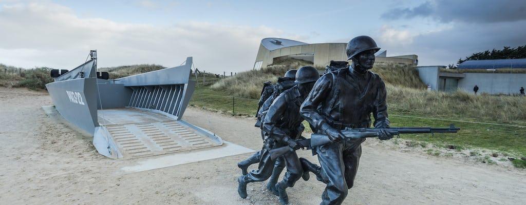 Privater Ausflug zu den Stränden und Denkmälern des D-Day in der Normandie