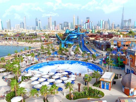 Biglietto per il Laguna Waterpark Dubai