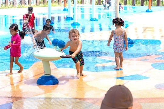 Splash Pad Dubai-ticket