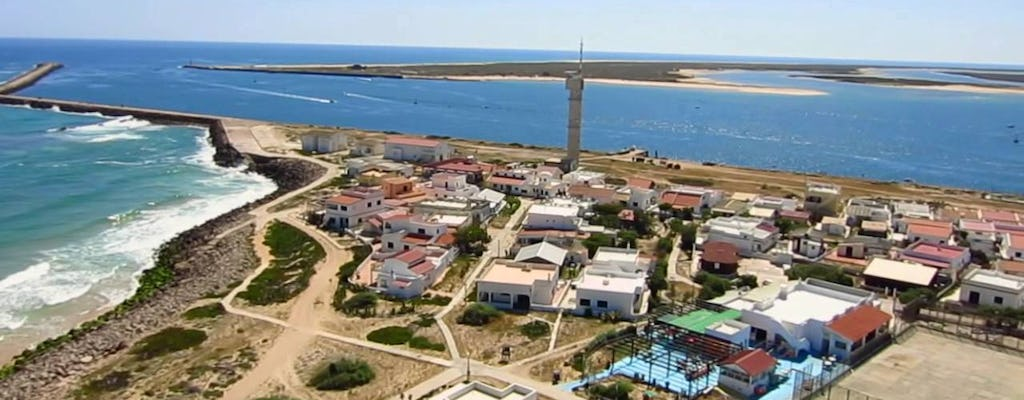 Ria Formosa Natural Park 2 islands tour