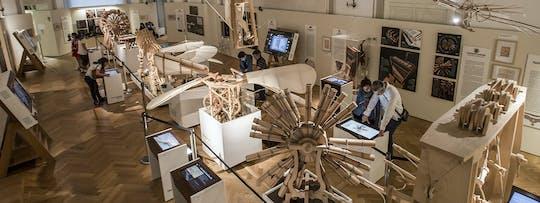 """Bilety na 'Leonardo3. Interaktywna wystawa """"Świat Leonarda"""""""