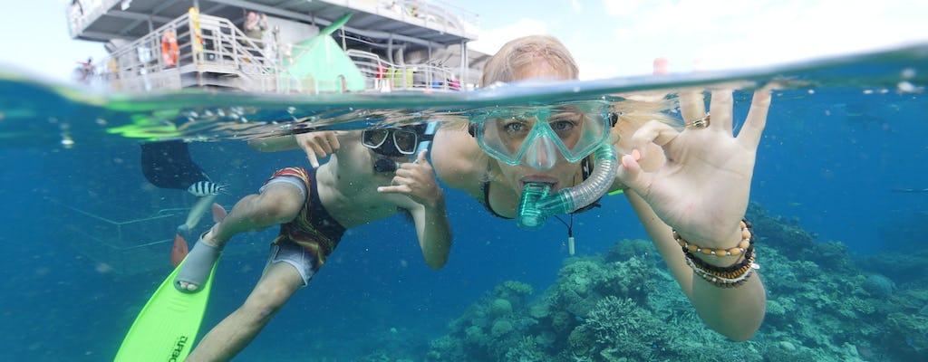 Światowy rejs po Wielkiej Rafie Koralowej
