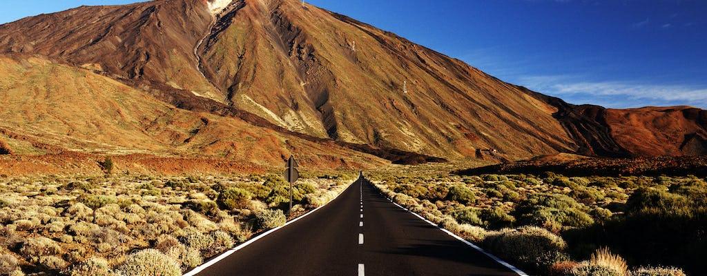 Tour en quad por el parque nacional del Teide