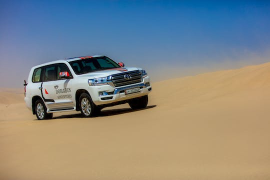 Half-day Doha desert safari