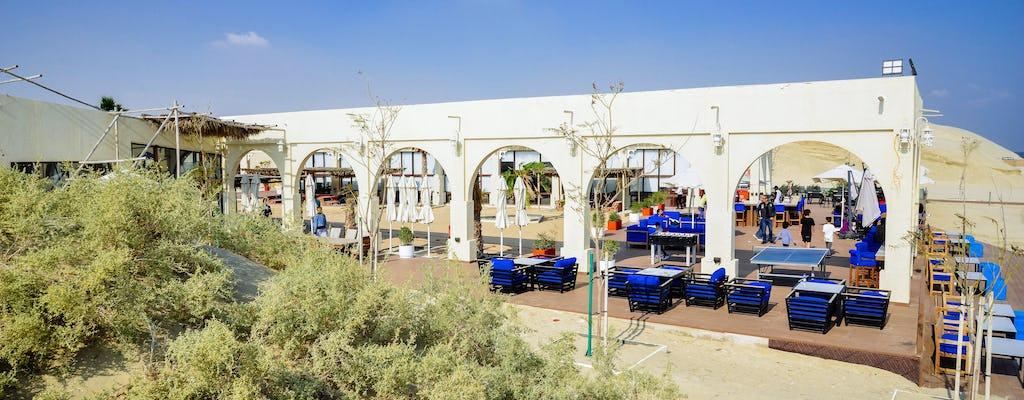 Full-day Doha safari with Al Majles resort stay
