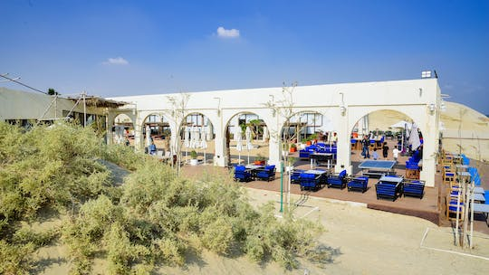 Full-day Doha safari with Al Majles resort stay