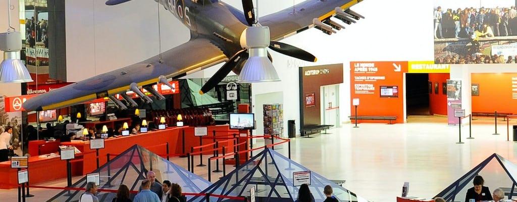 Summer 2020 Special Offer for Mémorial de Caen Museum