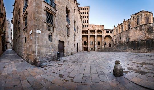 Barcelona gotische bis moderne Führung