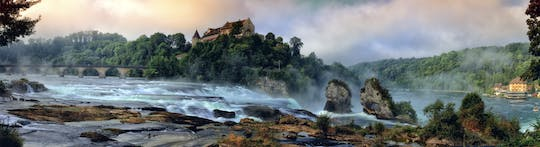 Rhine Falls half day tour from Zurich