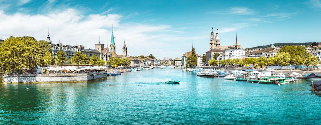 Best of Zurich city tour