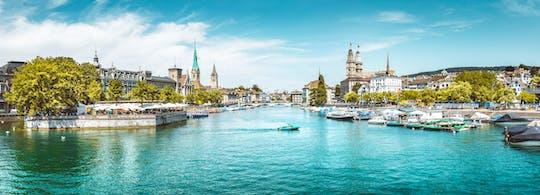 Visite de la ville de Zurich