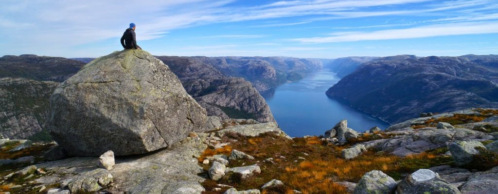 Full-day private tour to Hardangerfjord from Bergen