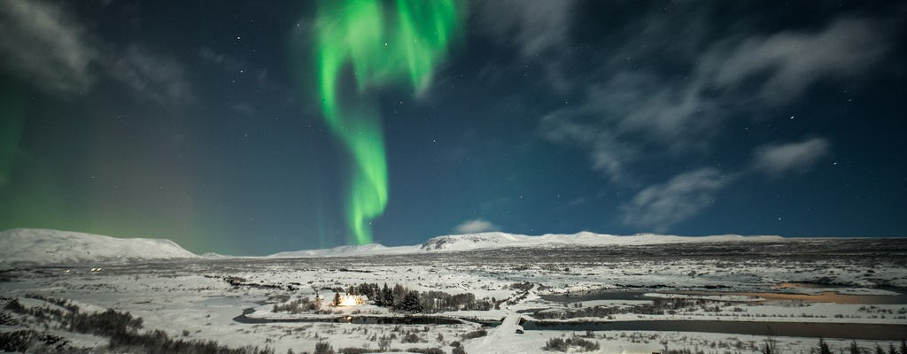 Tour per piccoli gruppi dell'aurora boreale