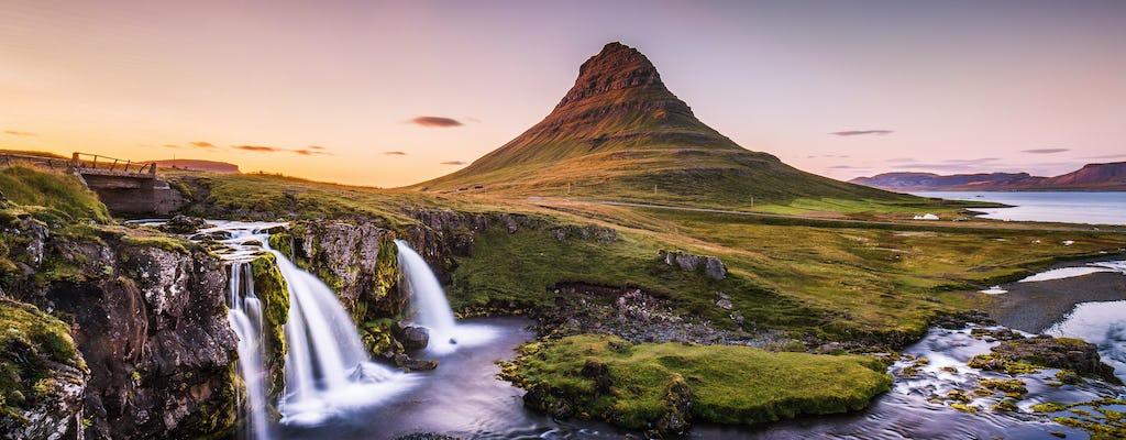 Wycieczka po półwyspie Snæfellsnes w małej grupie