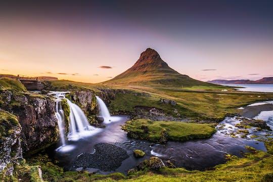 Rondleiding door het kleine schiereiland Snæfellsnes