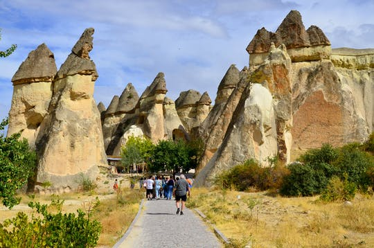 North Cappadocia tour with Goreme Open Air Museum