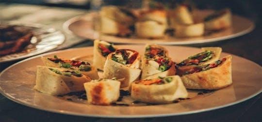Premium vegan culinary tour in Tel Aviv