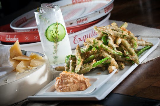 Self-guided Finger Licking Downtown foodie tour