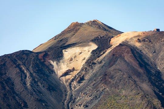 Trekking Tour to the Peak of Mt Teide