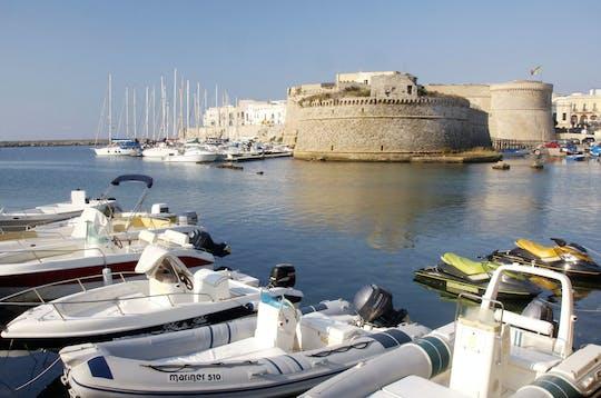 Gallipoli with Market from Salento Ionian Coast