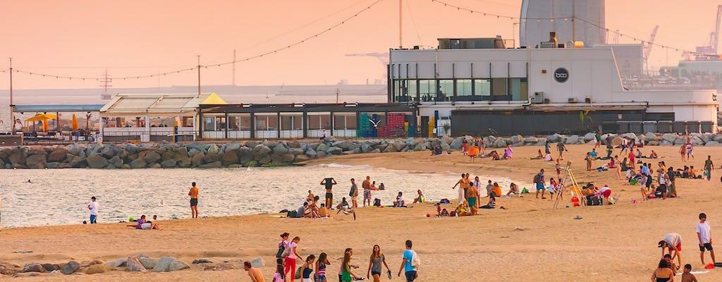 GoCar spiaggia e shopping tour