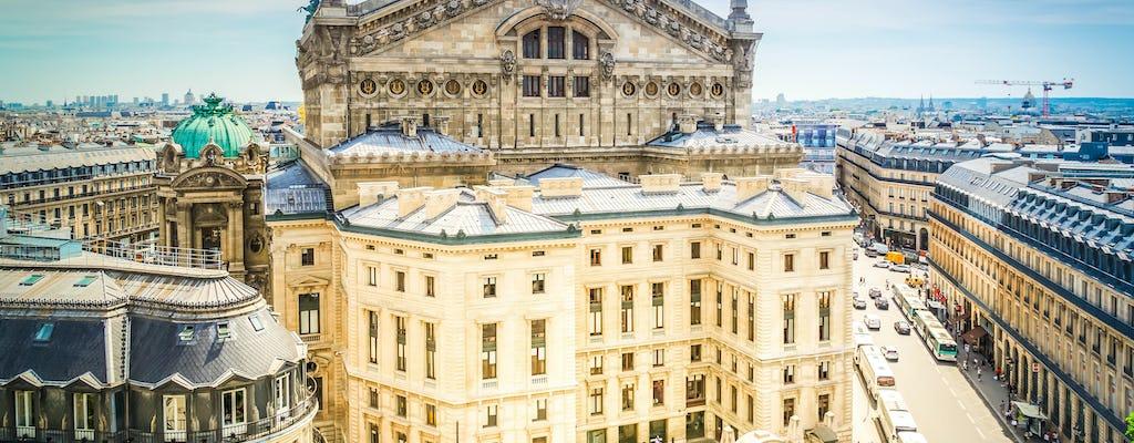 Recorrido temático privado por el París Haussmanniano