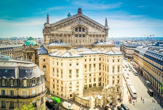 Tour a tema privato della Parigi haussmanniana