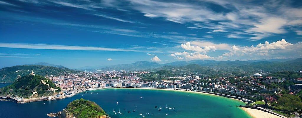 San Sebastian and Biarritz full-day tour from Bilbao