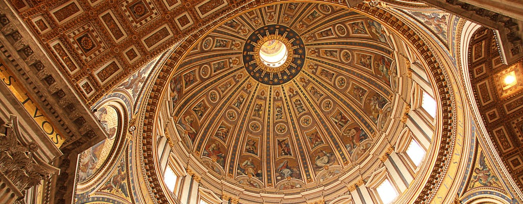 Vatican Necropolis and St. Peter's Basilica fast-track guided tour