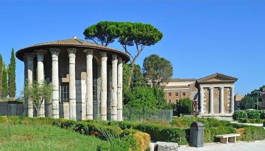 Rome underground basilicas & Foro Boario private tour