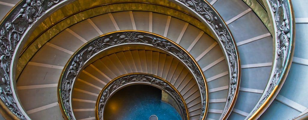 Excursão para pequenos grupos pelo Vaticano de manhã