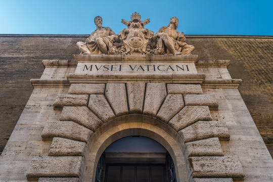 Vatican Museums guided tour with secret room