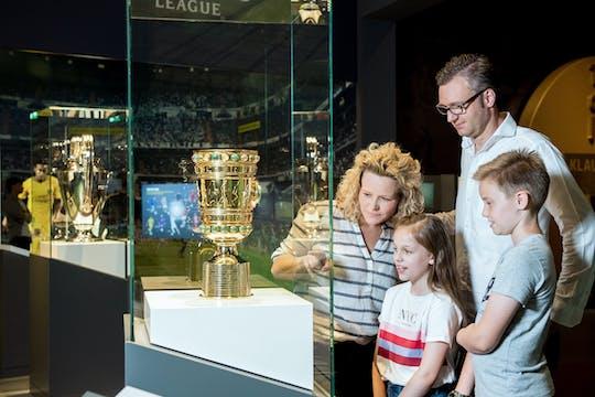 Входные билеты в Музей немецкого футбола
