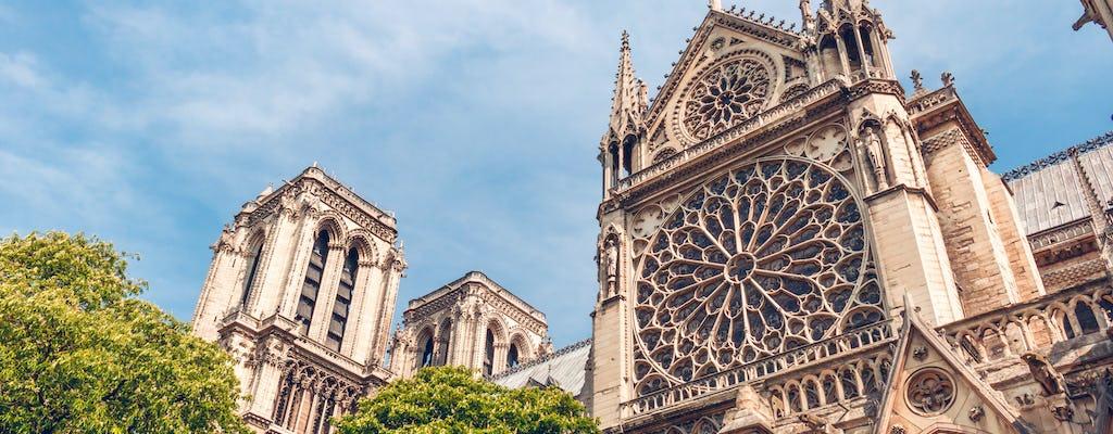Excursão temática privada pela Paris medieval