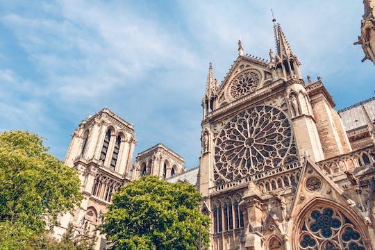 Visite thématique privée du Paris médiéval