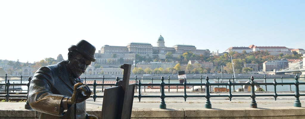 Budapest at first glance downtown walking tour