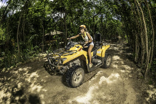 Native Park Playa del Carmen skip-the-line tickets and optional transport