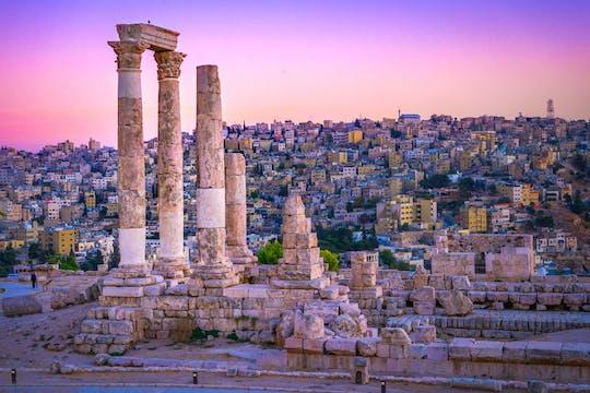 Visite de la ville d'Amman