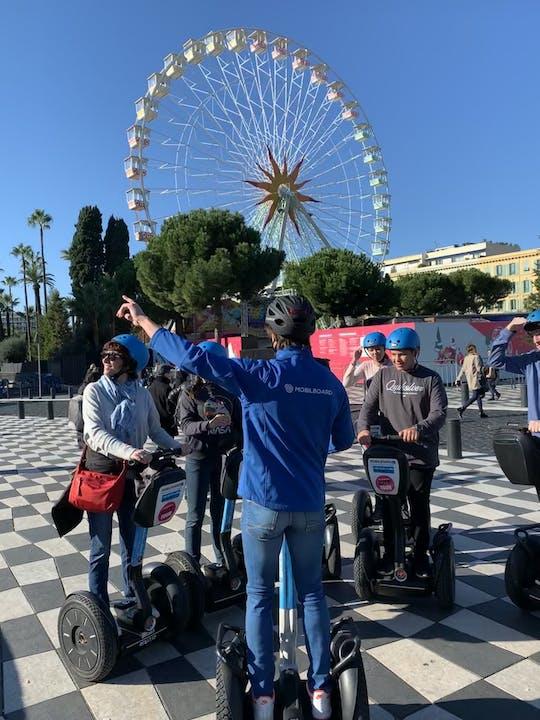 Tours en patinete eléctrico por Niza