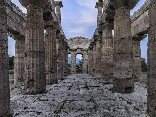 Guided tour of Paestum's Archeological Area