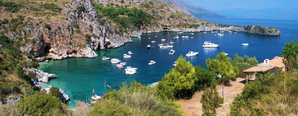 Excursión en barco a Baia degli Infreschi