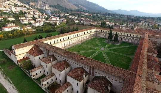 Certosa di Padula guided tour