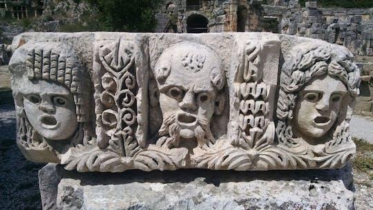 Versunkene Stadt Kekova, Demre und Myra Tagestour von Antalya