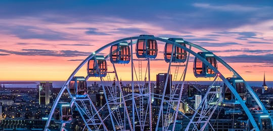 Ticket voor Skywheel of Tallinn