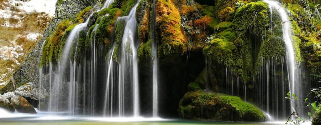Excursion to Capelli di Venere waterfalls