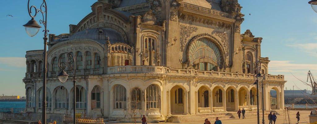 Visite de la côte de Constanta