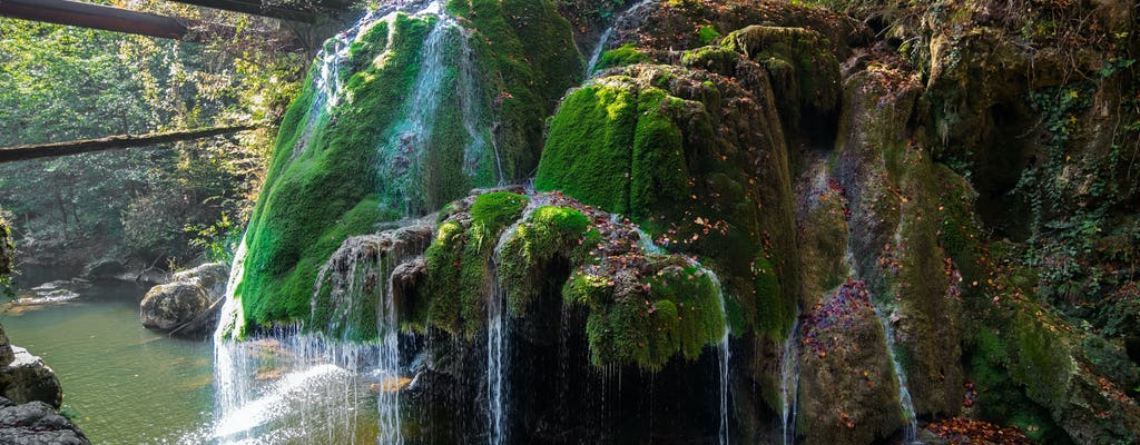 Day trip to Bigar Waterfall and Danube Gorge from Timisoara